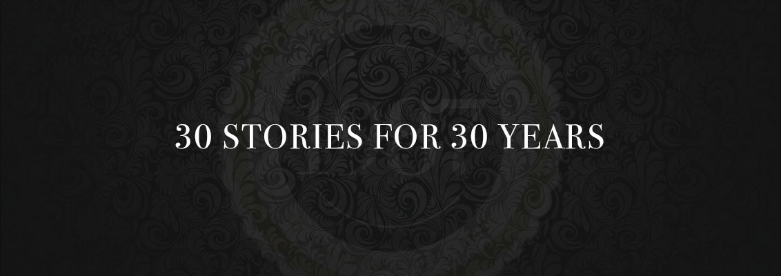 30 Stories for 30 Years